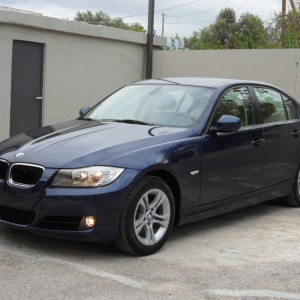 BMW 316 LCi FACELIFT
