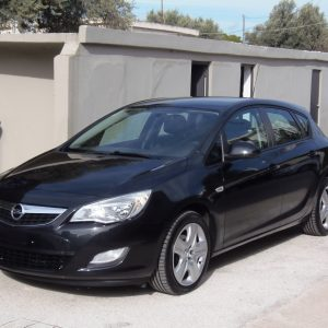OPEL ASTRA 1.4 T 140 HP EDITION