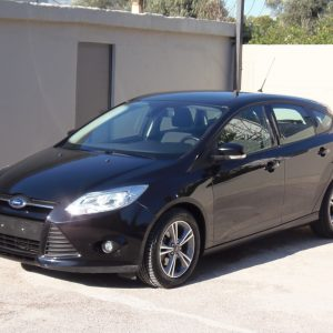 FORD FOCUS 1.6 Ti-VCT 125HP
