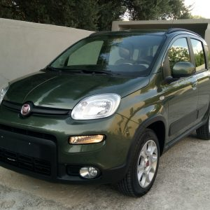 FIAT PANDA TWIN AIR TREKKING
