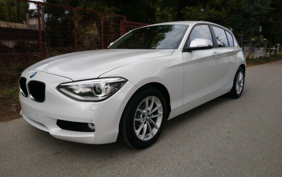 Bmw 116 1.6 ADVANTAGE LED-XENON-PDC