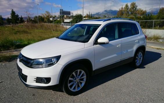Volkswagen Tiguan 1.4 TSI 160HP 4X4 PANORAMA