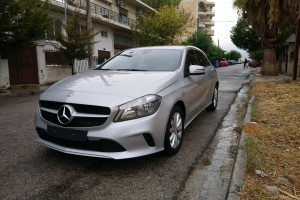 Mercedes-Benz A 180 1.6 BLUE EFFICIENCY Edition Style