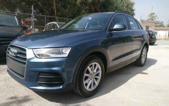 Audi Q3 1.4 TFSI 150PS ULTRA COD