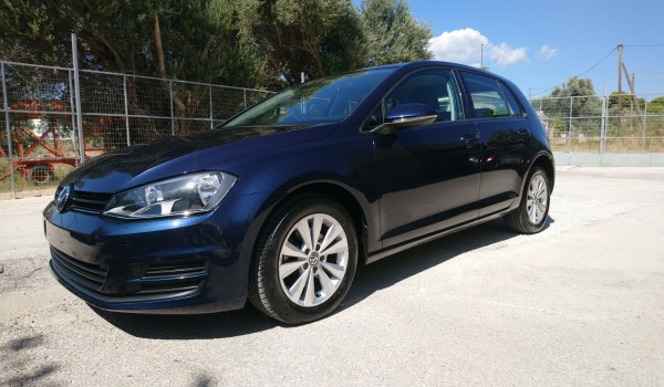 Volkswagen Golf 1.4 TSI 125PS DSG BLUEMOTION
