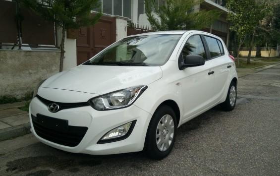 Hyundai i 20 CRDi 1.1 75HP diesel