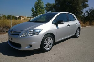 Toyota Auris 1.33 5D VVTi 6 speed FACELIFT