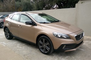 VOLVO V 40 CROSS COUNTRY T4 180HP SUMMUM