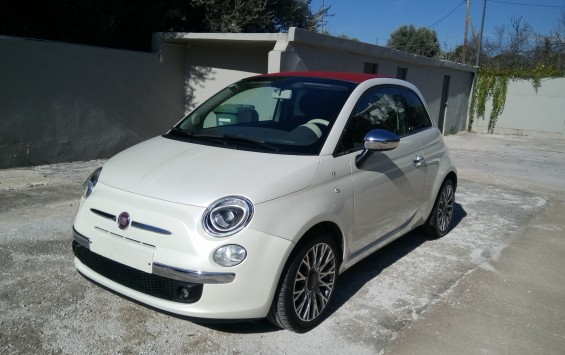 Fiat 500 LOUNGE TWIN AIR CABRIO