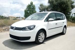 Volkswagen Touran 1.6 TDI DSG-7