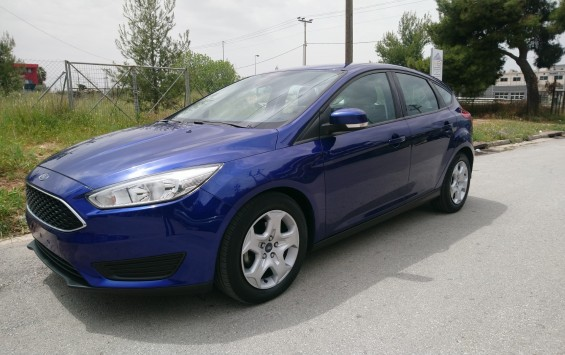 Ford Focus 1.5 TDCI EURO 6 FACELIFT