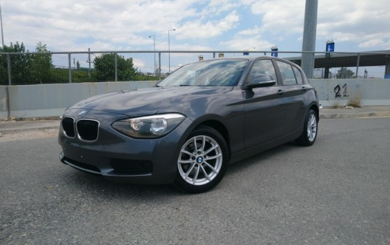 BMW 116i EFFICIENT DYNAMICS 136HP