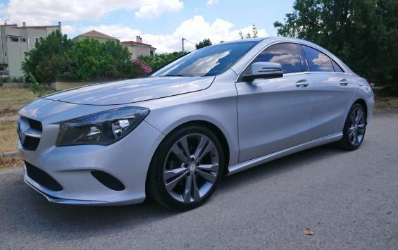 Mercedes-Benz CLA 180 1,5d URBAN PROGRESSIVE/CAMERA