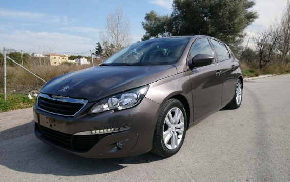 Peugeot 308 1.6 BLUE HDi ACTIVE 115HP
