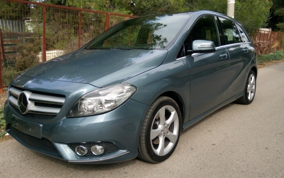 MERCEDES B 200 SPORT PACKET PANORAMA
