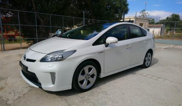 Toyota Prius 1.8 EXECUTIVE SOLAR PACK NAVI