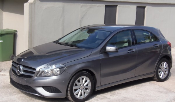 MERCEDES A 180 STYLE 1.6 BLUE EFFICIENCY