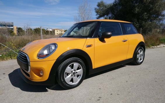 Mini Cooper ONE 1.2 102HP AUTOMATIC