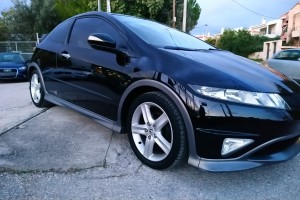 Honda Civic 1.8 I-VTEC 140 HP TYPE S