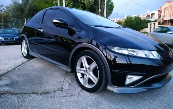 Honda Civic 1.8 I-VTEC 140 HP TYPE S