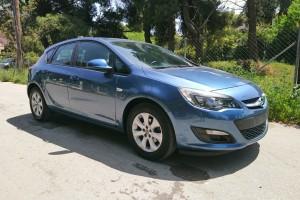 Opel Astra 1.3CDTI ECOFLEX DIESEL 95hp