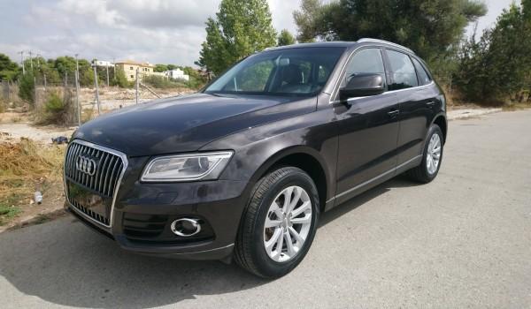 Audi Q5 TDi QUATTRO S-TRONIC 2.0lt