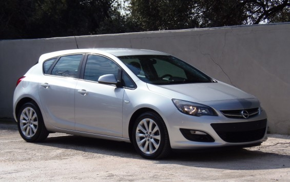 OPEL ASTRA 1.3 CDTi EXCESS FACELIFT