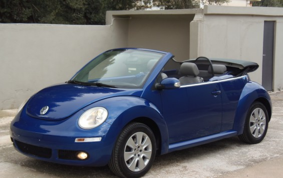 VW BEETLE 1.8T CABRIO HIGHLINE